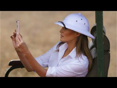 Melania Trump's Eventful Africa Trip