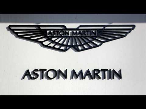 Aston Martin Plans $6.7 Billion October IPO
