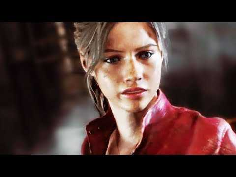 RESIDENT EVIL 2 Story Trailer (2019) PS4, Xbox One, PC