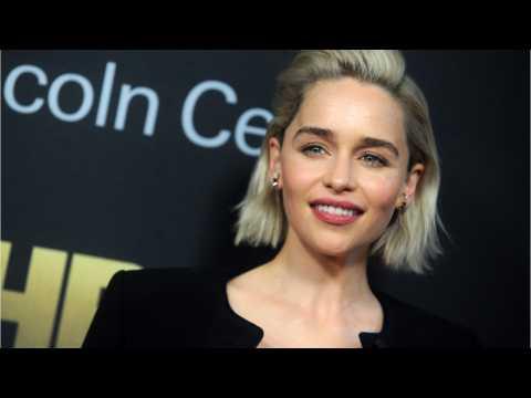 Emilia Clarke Has A New 'Game Of Thrones' Tattoo