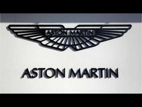 Aston Martin Prepares For Brexit And IPO