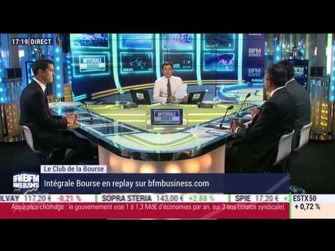 Le Club de la Bourse: Alexandre Baradez, Chaguir Mandjee et Éric Lewin - 21/09