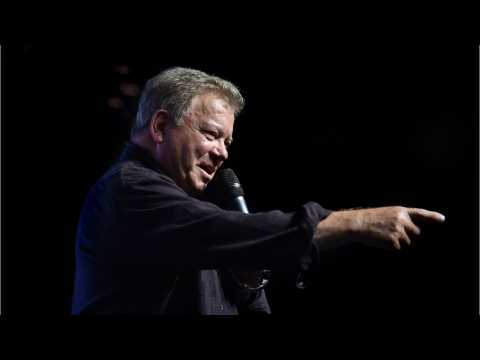 =William Shatner Releases First Track From His Christmas Album, 'Shatner Claus'
