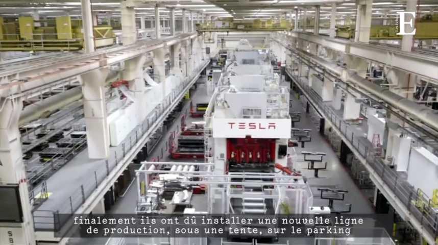 Illustration pour la vidéo Tesla est-elle une entreprise comme les autres ?