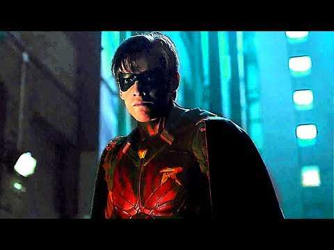 TITANS Extended Trailer (2018) Teen Titans Live Action Series