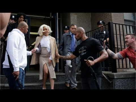 Cardi B Turns Herself Over To Police Following Strip Club Brawl