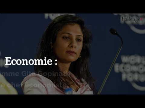Le FMI nomme une femme, Gita Gopinath, au rang de chef économiste