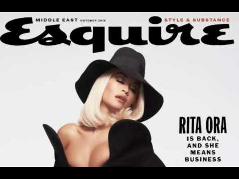 Rita Ora is Esquire Middle East's first-ever cover girl