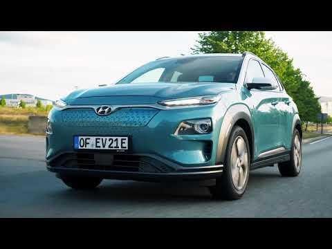 The new Hyundai Kona Electric Highlight Clip