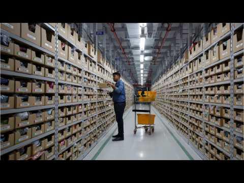 Amazon Raises U.S. Minimum Wage To $15