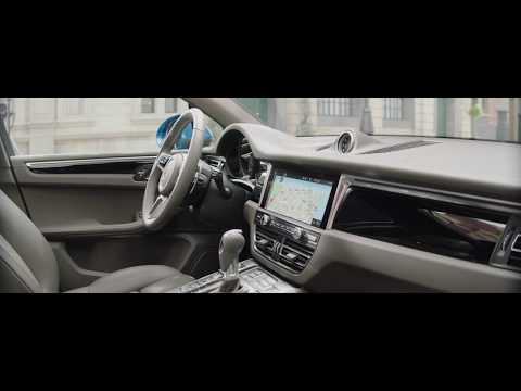 The new Porsche Macan Interior Design