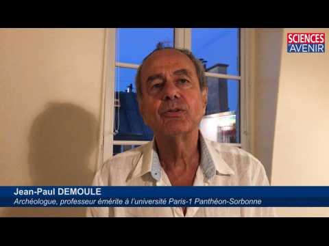 Jean-Paul Demoule présente l'ouvrage Une Histoire des civilisations