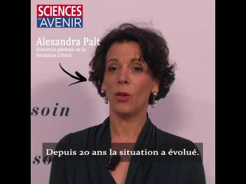 Prix L'Oréal-Unesco : entretien avec Alexandra Palt