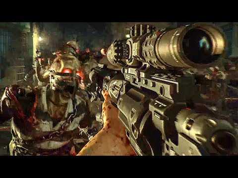 CALL OF DUTY: BLACK OPS 4 Zombies Cinematic Trailer (2018) Blood of the Dead