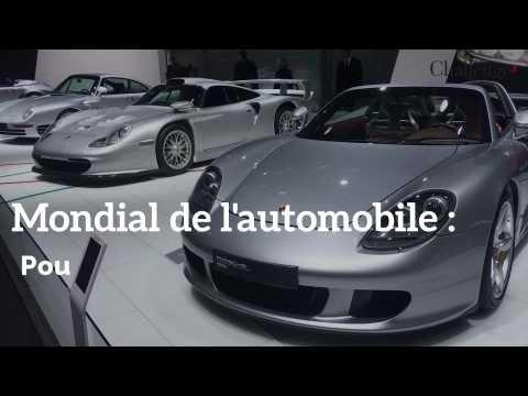Mondial de l'automobile : Pourquoi est-ce le salon des Allemands?
