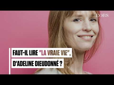 Pourquoi le roman d'Adeline Dieudonné est-il en tête des ventes ?