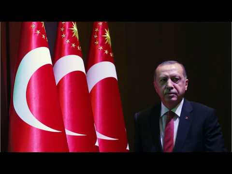 Turkish President Erdogan Says Nation Cannot Remain Silent Over Missing Journalist