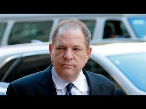 Judge Dismisses One Count In Harvey Weinstein's Criminal Case