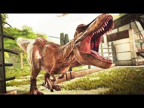 JURASSIC WORLD EVOLUTION Trailer (2018) Xbox One, PS4, PC