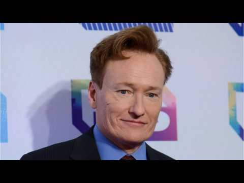 Conan Celebrates 25 Years Of Late Night