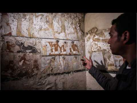 4,000 year-old Egyptian Tomb Finally Opens To The Public
