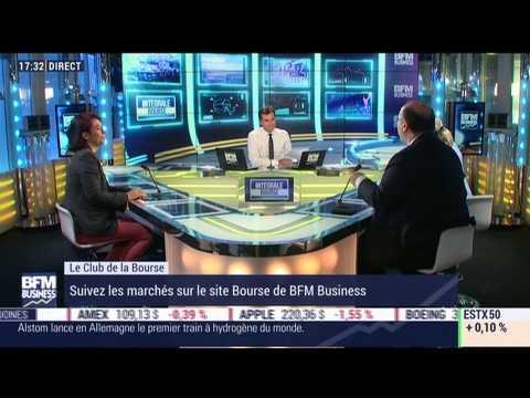 Le Club de la Bourse: Valérie Gastaldy, Virginie Robert et Christian Parisot - 17/09