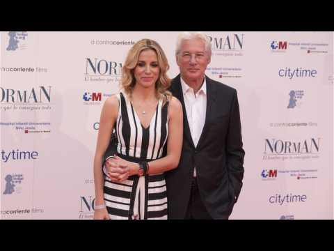 Richard Gere & Alejandra Silva Confirm Baby Rumors