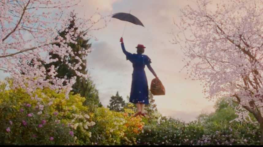 Le Retour de Mary Poppins - Bande annonce 7 - VF - (2018)