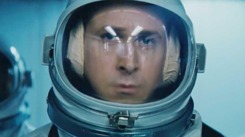 First Man - le premier homme sur la Lune - Bande annonce 7 - VO - (2018)