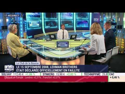 Le Club de la Bourse: Béatrice Philippe, Delphine Di Pizio-Tiger, Frédéric Rollin et Vincent Ganne - 14/09