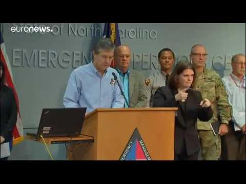 Trump approves North Carolina disaster declaration for Storm Florence
