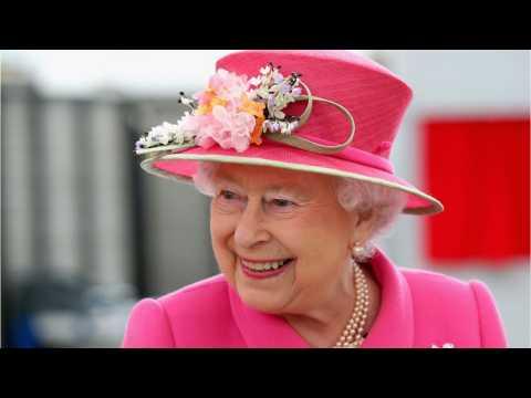 Queen Elizabeth Unveils Unique Royal Portrait