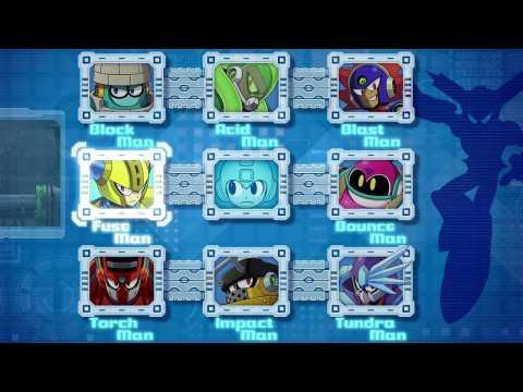 Mega Man 11: All Bosses