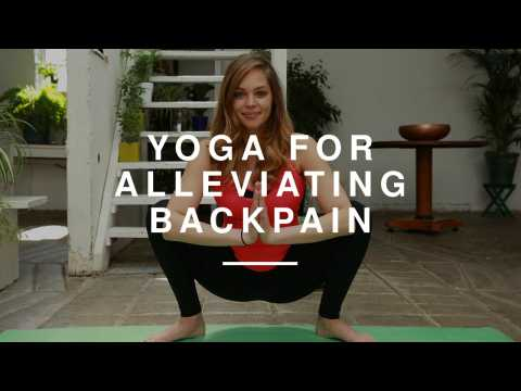 Pregnancy Yoga – Alleviating Back Pain | Danielle Hayley | Wild Dish