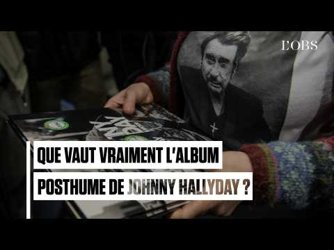 Que vaut vraiment l'album posthume de Johnny Hallyday ?