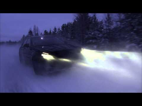 Mercedes-Benz S-Class 2014 - WINTER TESTING | AutoMotoTV