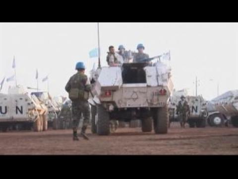 Ban Ki-Moon arrives in DRC amid fresh M23 violence