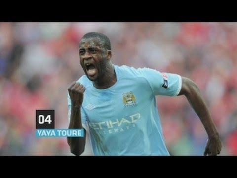 Top 20: African Soccer Legends: Yaya Touré
