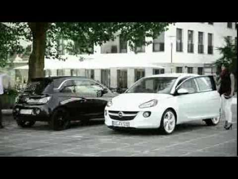 World Premiere at IAA for Opel ADAM Black Link and White Link | AutoMotoTV