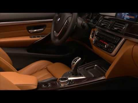 The new BMW 4 Series Convertible Interior Design | AutoMotoTV