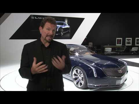 Interview with Clay Dean, Director of Advanced Design, GM Design | AutoMotoTV