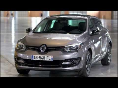 2013 Renault Megane Estate, Renault Sport and Hatch | AutoMotoTV