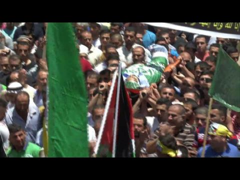 Hebron buries young Palestinian killed by Israeli forces