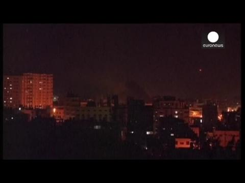 Israel warns of intensifying air strikes after Hamas rejects truce