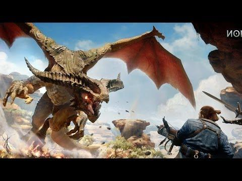 DRAGON AGE 3 Inquisition Gameplay Trailer [E3 2014]