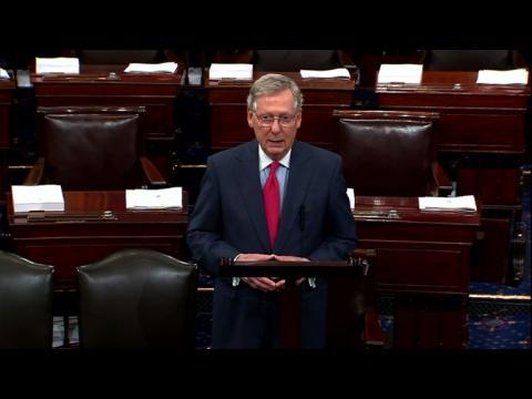 Top Republican in US Senate questions Iran deal