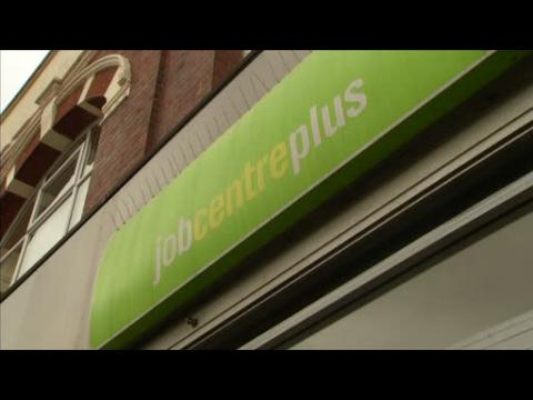 UK's jobless rate rise surprise