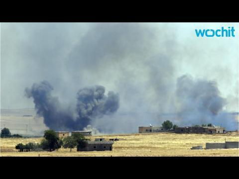 Kurds Nearing Key Islamic State-held Syrian Border Town