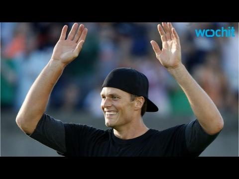 Tom Brady's Dance Moves Will Give Your Self-Esteem A Boost