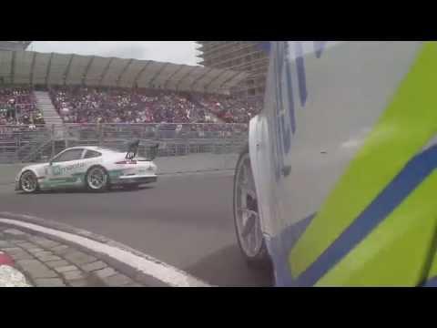 Porsche Carrera Cup Deutschland - Norisring 04 - News | AutoMotoTV